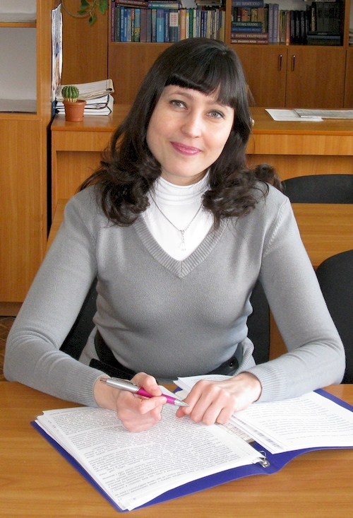 Бондар Ірина Олександрівна