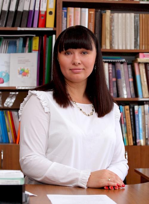 Ярош Наталія Володимирівна
