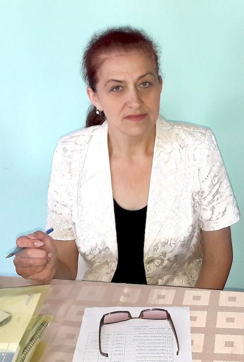 Рябуха Наталія Миколаївна