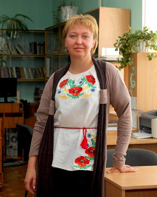 Зленко Наталія Миколаївна
